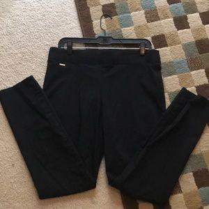 The Limited Exact Black Stretch Pants SZ12 NWOT